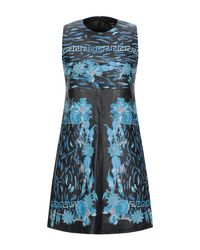 Versus  Black Short Dress