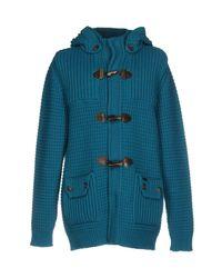 Bark Blue Jacket for men