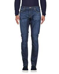 Michael Kors Blue Denim Pants for men