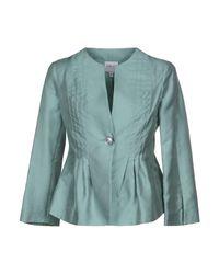 Armani Green Suit Jacket