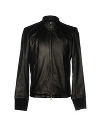 Vintage De Luxe Black Jacket for men