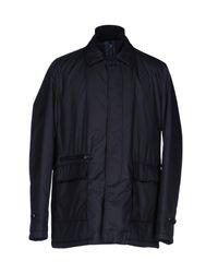 Hackett Blue Jacket for men