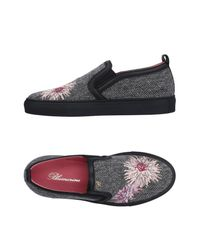 Blumarine - Black Low-tops & Sneakers - Lyst