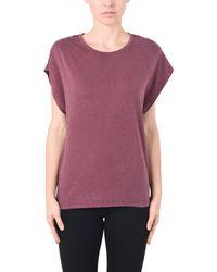 Reebok Purple T-shirt