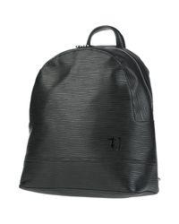 Trussardi Black Backpacks & Bum Bags