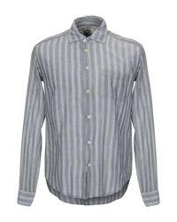 B'Sbee Hemd in Gray für Herren