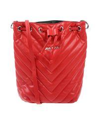 Mia Bag Red Cross-body Bag