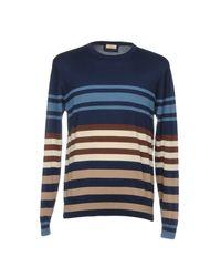 Altea Blue Sweaters for men