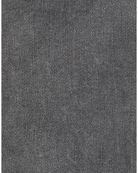 Pantalon en jean Mkt Studio en coloris Gray