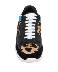 DSquared² Blue Low-tops & Sneakers