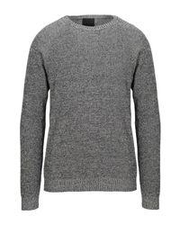 Pullover di Relive in Gray da Uomo