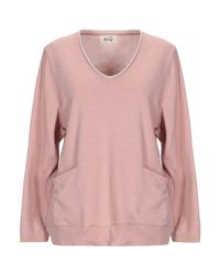 Niu Pink Sweatshirt
