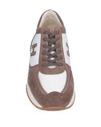 Hogan Low Sneakers & Tennisschuhe in Brown für Herren