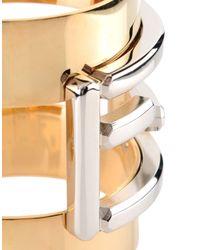 Fendi - Metallic Bracelets - Lyst