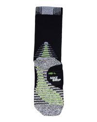 Nike Black Short Socks for men