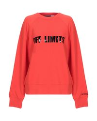 Sweat-shirt Sportmax Code en coloris Orange