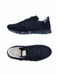 L4k3 Blue Low-tops & Sneakers for men