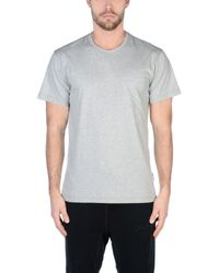 Iuter - Metallic T-shirts for Men - Lyst