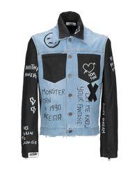 Capospalla jeans di Faith Connexion in Blue da Uomo
