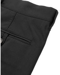 Pantalone di Prada in Black da Uomo