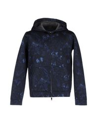 Valentino Blue Sweatshirt for men