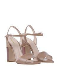 Pollini Pink Sandals