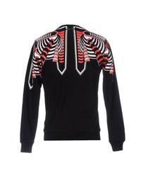 Les Hommes Red Sweatshirt for men