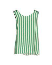 Shirtaporter Green Top