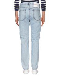 CALVIN KLEIN 205W39NYC Jeanshose in Blue für Herren