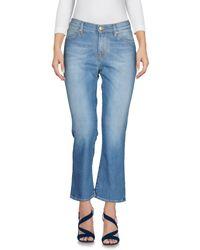 TRUE NYC Blue Denim Pants