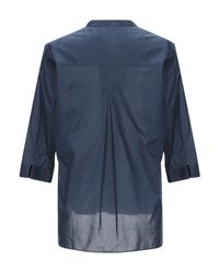 Blusa Caliban de color Blue
