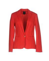 Silvian Heach Red Blazer