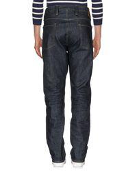 Pepe Jeans Blue Denim Pants for men