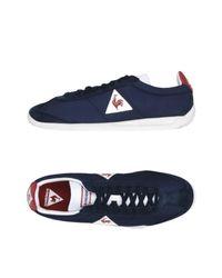 Le Coq Sportif Low Sneakers & Tennisschuhe in Blue für Herren