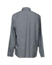 BOSS Black Blue Shirt for men