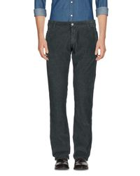 Roy Rogers Green Casual Pants for men