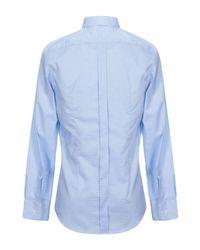 Chemise Dolce & Gabbana pour homme en coloris Blue
