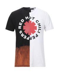 Camiseta Bad Spirit de hombre de color White