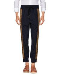 Pantalone di N°21 in Blue da Uomo