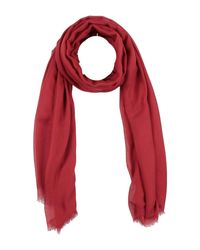 Emporio Armani Red Schal