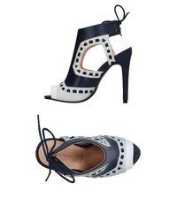 Silvian Heach Blue Sandals