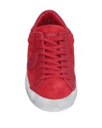 Sneakers & Tennis basses Philippe Model pour homme en coloris Red