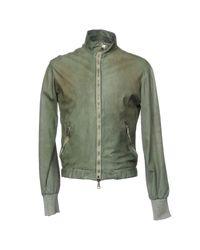 Blouson Giorgio Brato pour homme en coloris Green