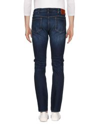 PS by Paul Smith Blue Denim Pants for men