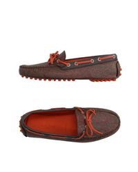 Etro Brown Loafer