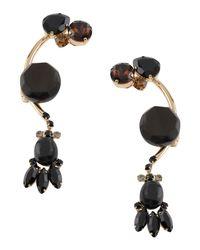Marni - Black Earrings - Lyst