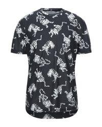 Camiseta Bolongaro Trevor de hombre de color Black