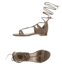 Stuart Weitzman Multicolor Sandals