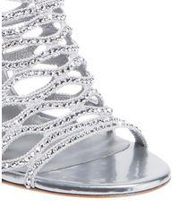 Casadei Gray Sandals