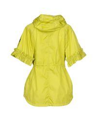 Pardessus Fay en coloris Yellow